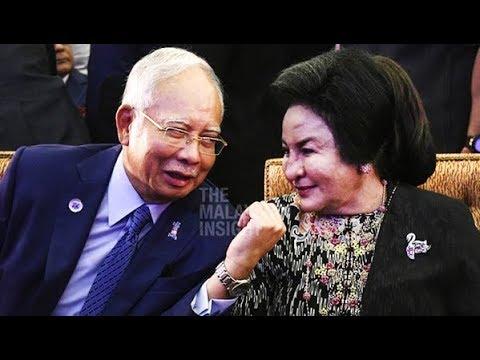 Isteri Saya Ada Master, Dia Tahu Perkembangan Politik  Najib Razak