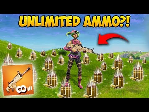 UNLIMITED AMMO BUG?! – Fortnite Funny Fails and WTF Moments! #202 (Daily Moments)