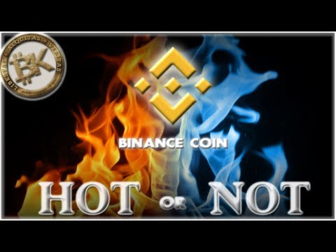 5.21.2018 Binance Coin BNB 🔷 Crypto Trader Blockchain Wiki
