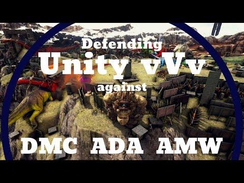 Ark official PvP | vVv | Defending Ragnarok 425 against ADA, AMW and DMC