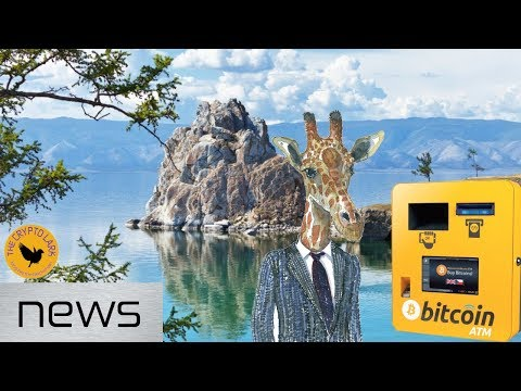 Bitcoin & Cryptocurrency News – Russian Sanctions, Adoption in Africa, & Vitalik's New Job