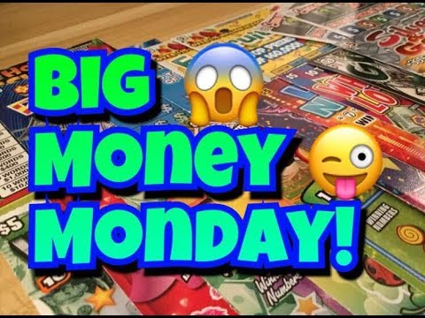 Big Money Monday! A Lot To Do! Tons Of Tix!