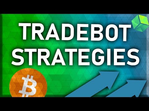 CryptoCurrency Automated Trading Strategies (How do people make money?)