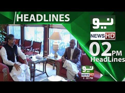 Neo News Headlines 02:00PM – NEO News – 22 May 2018