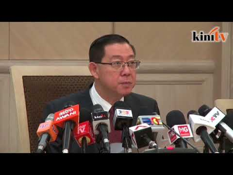 Guan Eng: No more restricted 'red files' on M'sia's finances