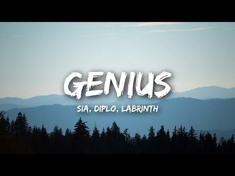 LSD – Genius (Lyrics) ft. Sia, Diplo, Labrinth