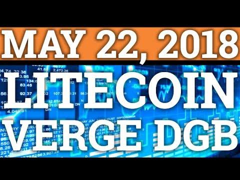 VERGE XVG, DIGIBYTE DGB, LITECOIN LTC NEWS! CRYPTOCURRENCY COIN PRICE PREDICTION 2019 + CRASH
