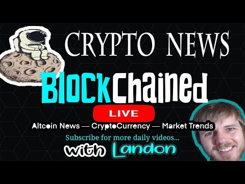 LIVE Tron (TRX) to BREAK 1000 Satoshi's? Verge (XVG) HACKED!! Tron (TRX) New Exchange Listing?!