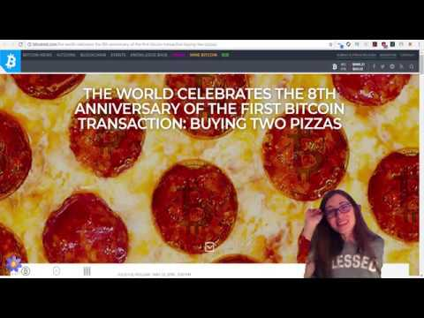 Crypto Currently – Bitcoin Pizza Day, Verge Attack, National Cryptocurrency, Operation Crypto Sweep