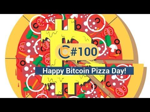 #100 – Happy Bitcoin Pizza Day / Verge bị tấn công 51% /  Quy định Crypto / CNBC bơm Bitcoin Cash