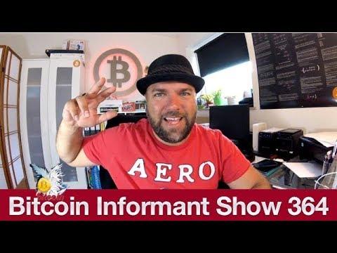 #364 Ex Visa CEO wechselt zu Crypterium, Bitcoin Pizza Tag & Verge 51% Attacke