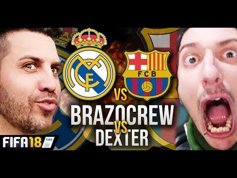NON CREDERAI COME SIA FINITA QUESTA PARTITA – BRAZOCREW vs ILVOSTROCARODEXTER – FIFA 18