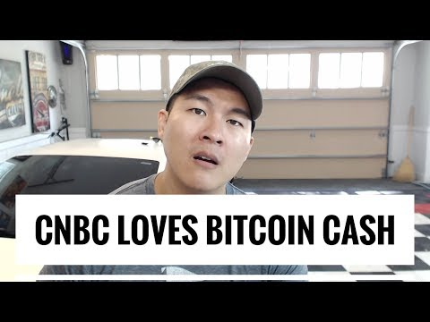 CNBC Loves Bitcoin Cash – Brian Kelly says BCH is Increasing Use Cases?