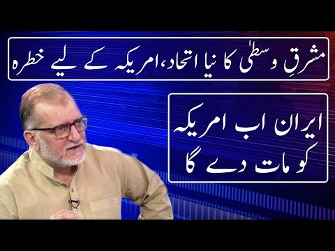 Alarming Situation of Middle East | Harf E Raz | Neo News