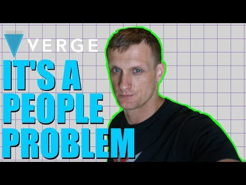 The Ugly Truth About Verge Currency | XVG |