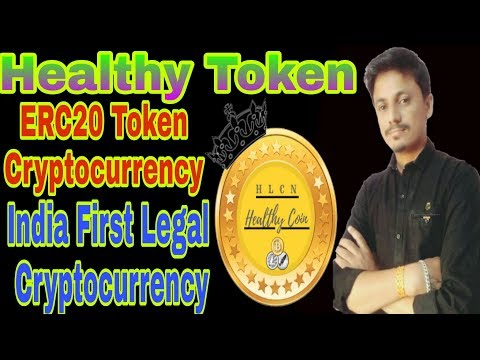 Healthy Token | India First Legal Cryptocurrency | Don't Miiss this oppotunity