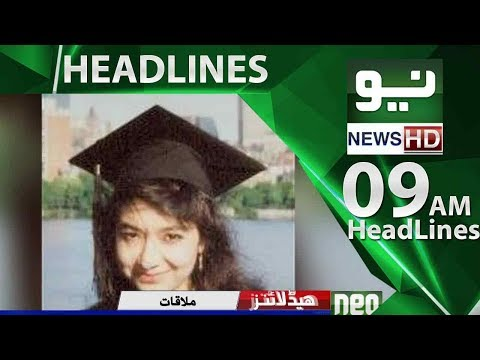 Neo News Headlines 09:00AM – Neo News – 24 May 2018