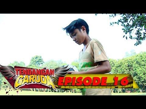 Ada Anak Baru yg Sombong Tapi Jago Banget Free Style Bola! – Tendangan Garuda Eps 16