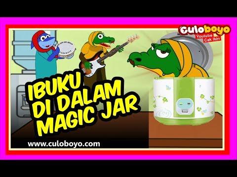 Culoboyo | Lagu Males Sahur Puasa Ramadhan  | Ada Kepala ibu-ibu di dalam Majic Jar