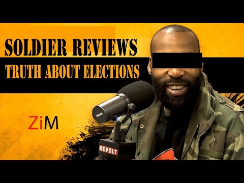 Zimbabwean Soldier (Spy) Reviews Truth About ZEC & Elections