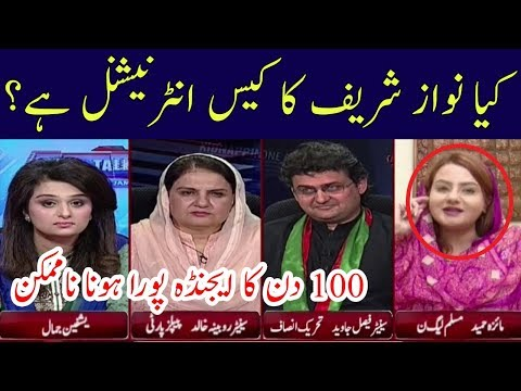Is Really Nawaz Sharif Case Is International Case? | News Talk | Neo News