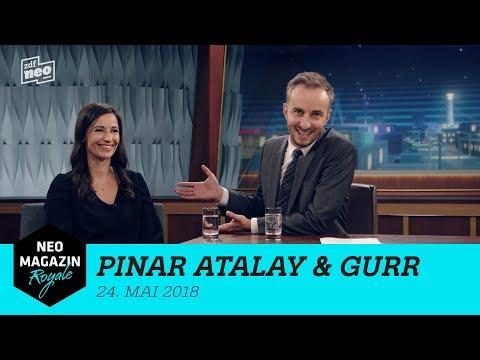 Heute zu Gast: Pinar Atalay & Gurr | NEO MAGAZIN ROYALE mit Jan Böhmermann – ZDFneo