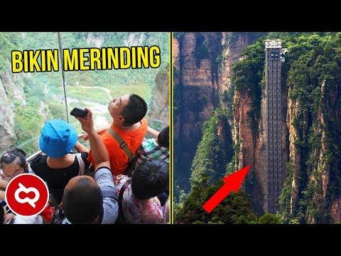 Lift Tertinggi Hingga Jembatan Terpanjang! 6 REKOR PERJALANAN TERLAMA YANG ADA DI DUNIA