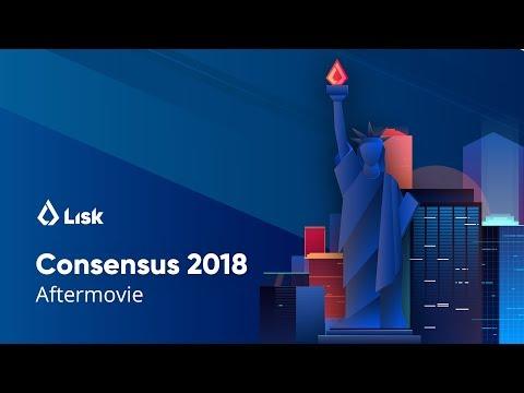 Consensus 2018 Aftermovie