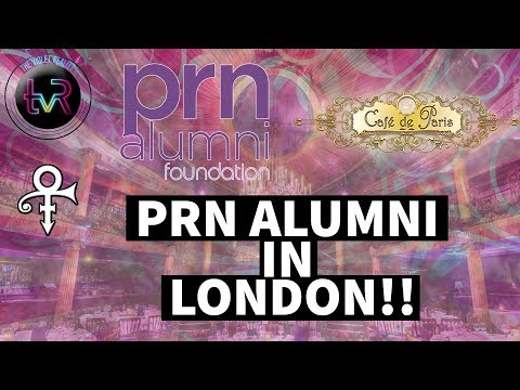 PRN Alumni – Cafe de Paris Event –  June 7th in London!