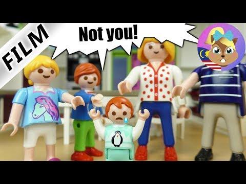Filem Playmobil | BUKAN AWAK! Tak ada orang nak Emma | Drama kanak-kanak keluarga Vogel