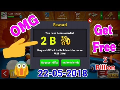 OMG | How To Get Free 8BP 2000 Million Coins + 226 Cash Account | ? Thanks For Complete 90k Subs