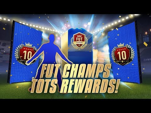 OMG INSANE 1 MILLION COIN FUT CHAMPIONS TOTS PACK! TOP 100 REWARDS in FIFA 18 ULTIMATE TEAM