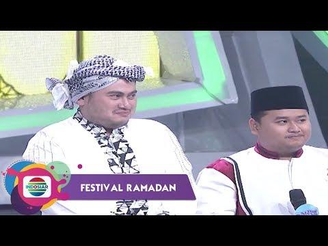 Penampilan El Fiqsiyah Iain dipanggung Festival Ramadan, Ada yang Mirip Nassar Loh!