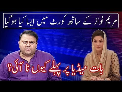 Maryam Nawaz In Court And Then What Happens ? | Khabar Kay Pechy | Neo News