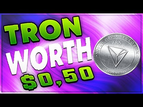 [TRX] TRON WIL HIT $0,50? – *LEAKED NEWS*