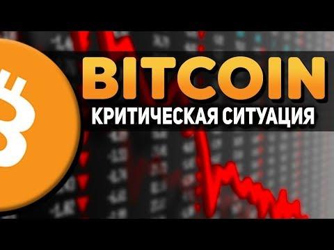 Биткоин Идет Обновлять Дно? Когда Будет Рост Bitcoin Май 2018 Прогноз