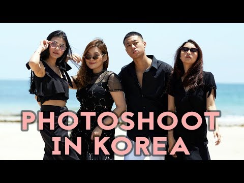 Photoshoot in Korea + Bboom Bboom Dance! | Toni Sia