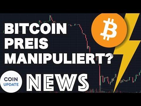 Bitcoin Preis manipuliert? TRON Airdrop, Institutionelle Anleger, Coinbase – Krypto News 25.05.2018