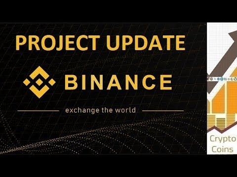 Project Update: Binance Coin (BNB) the Cryptocurrency Behind Binance Exchange
