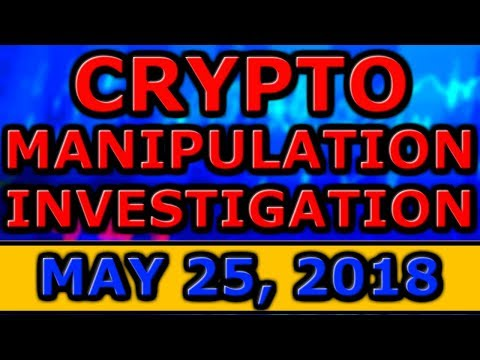 Cryptocurrency MARKET Manipulation INVESTIGATION! Bitcoin Gold 51% ATTACK! Circle & Bitmain Partner!