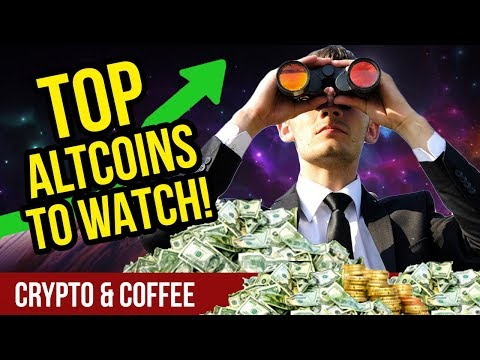 Top Cryptos to Watch! CryptoCurrency to Watch – Top Altcoins for June