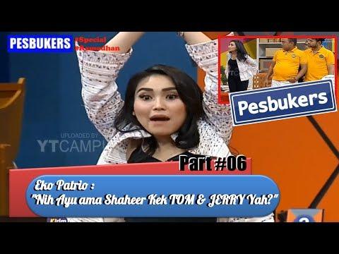ADA YANG TAU? Ayu Ting Ting Menghindar dari Shaheer Sheikh di Pesbukers 25/05/2018