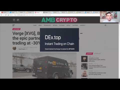 Verge Hacks & Bitcoin con Deiver (Invemania)