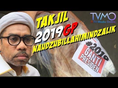 MAKJLEB! Ada Takjil Politik #2019GantiPresiden, Ali Mochtar Ngabalin: Naudzubillahimindzalik!