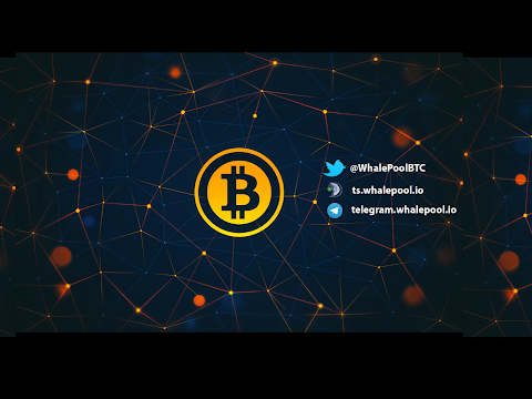 Whalepool Live Bitcoin / Cryptocurrency Trading Stream 24/7/365