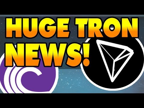 Tron Buying BitTorent!? Why This Is Huge News and What This Means!