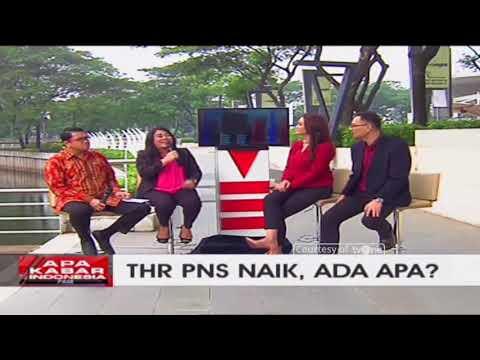 THR PNS Naik, Ada Apa? – Apa Kabar Indonesia Pagi
