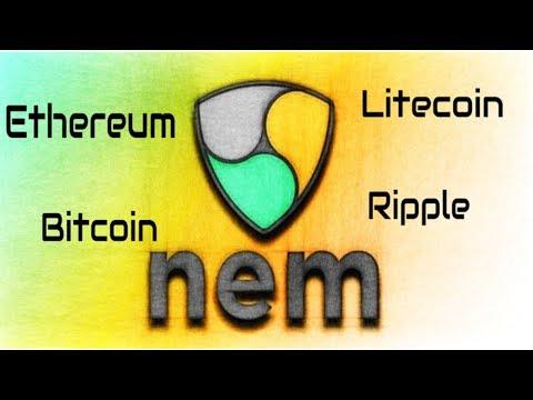 Ar Litecoin nutemps kitas Kriptovaliutas žemyn? – Bitcoinas, Ethereum, Litecoin, Ripple, Nem