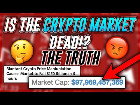 Is Crypto DEAD? Will This Market Crash End Cryptocurrency!? The Truth about the Crypto Market Crash