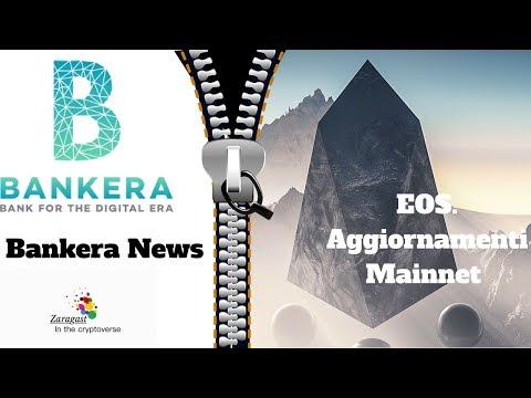 EOS Aggiornamenti Mainnet | Bankera News
